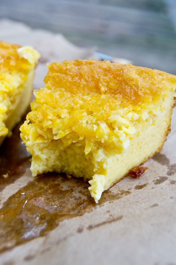 Pan de Elote/CornBread Mexican style; this recipe is mouth watering.