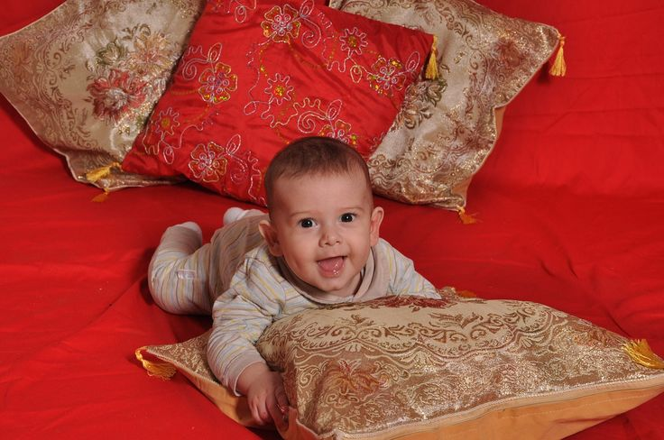 Baby pillows are great but don't use adult pillows for your baby!