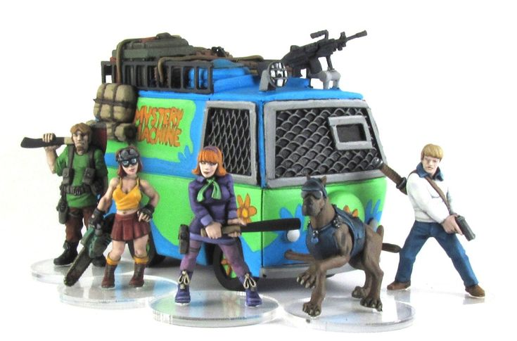 Scooby-Doo en Zombicide - Foros Edge Entertainment - edgeent.com