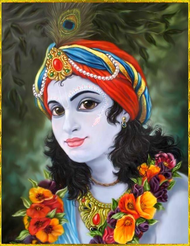 Shree Krishna Panting