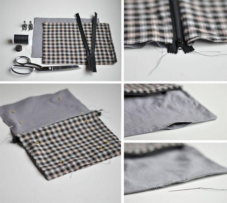 DIY: bolsa multiusos