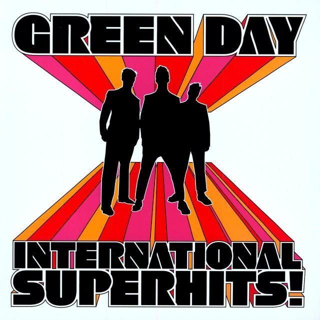 Check out Green Day INTERNATIONAL SUPERHITS Vinyl Record on @Merchbar.