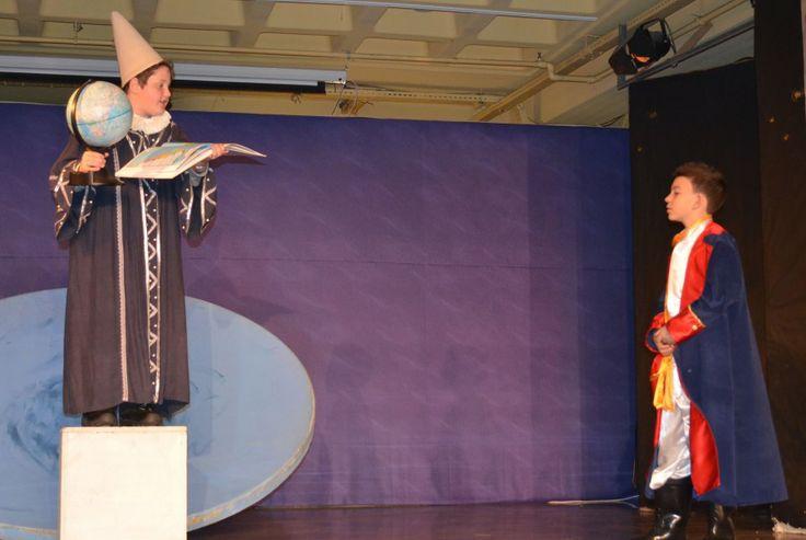 Ο Μικρός Πρίγκηπας | ΕΚΠΑΙΔΕΥΤΗΡΙΑ Ι. ΤΣΙΑΜΟΥΛΗ