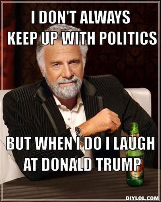 Funniest Donald Trump Memes: Laughing at Donald Trump