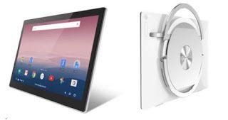 Avance en la tecnología: Alcatel OneTouch Xess tableta cuenta con una panta...