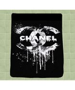 Chanel Logo Melt new hot custom CUSTOM BLANKET ... - $27.00 - $35.00