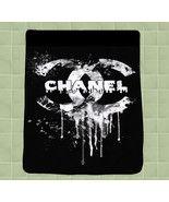 Chanel Logo Melt new hot custom CUSTOM BLANKET ... - $27.00 - $35.00