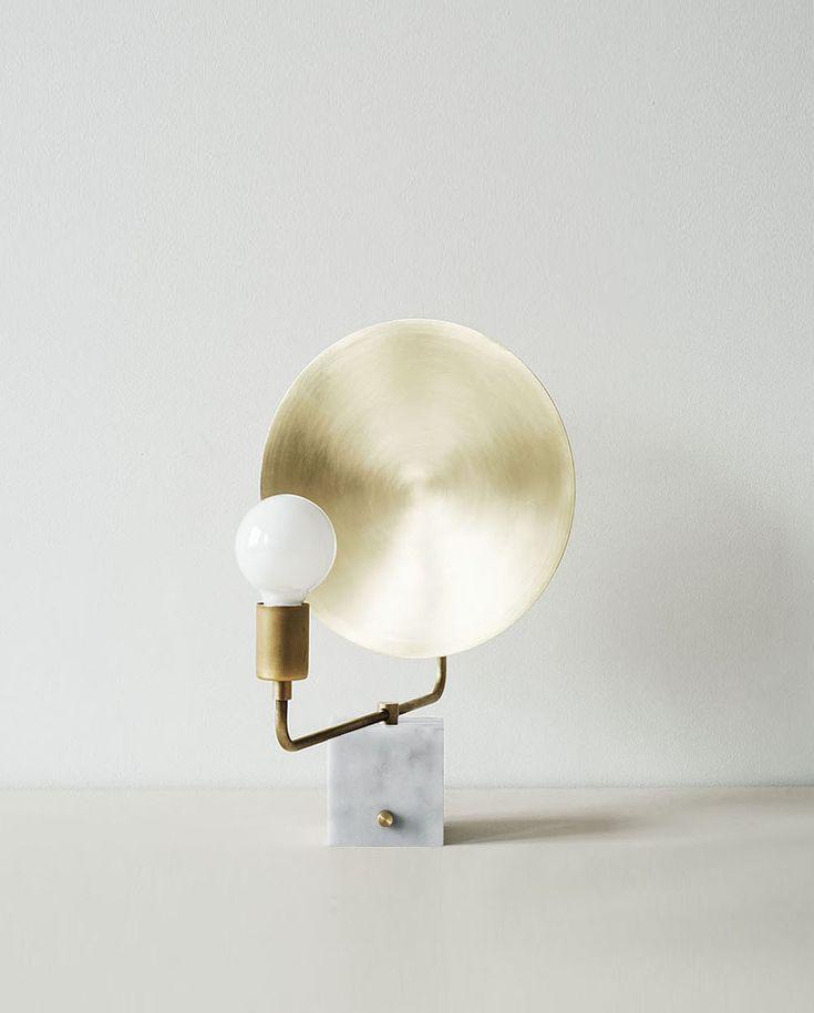 Helios table light workstead lighting