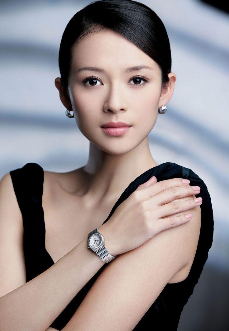 Ziyi Zhang: Soft and Natural look