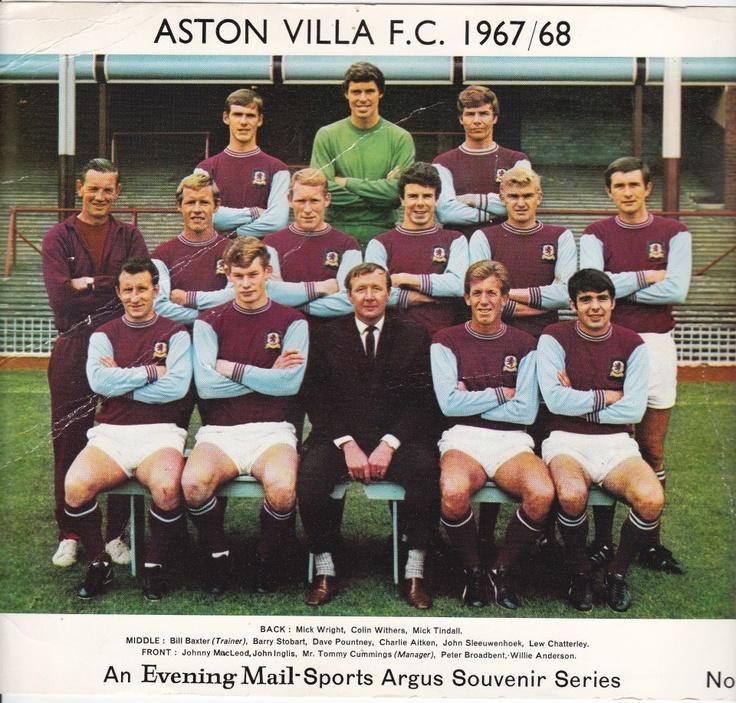 1967 Aston Villa