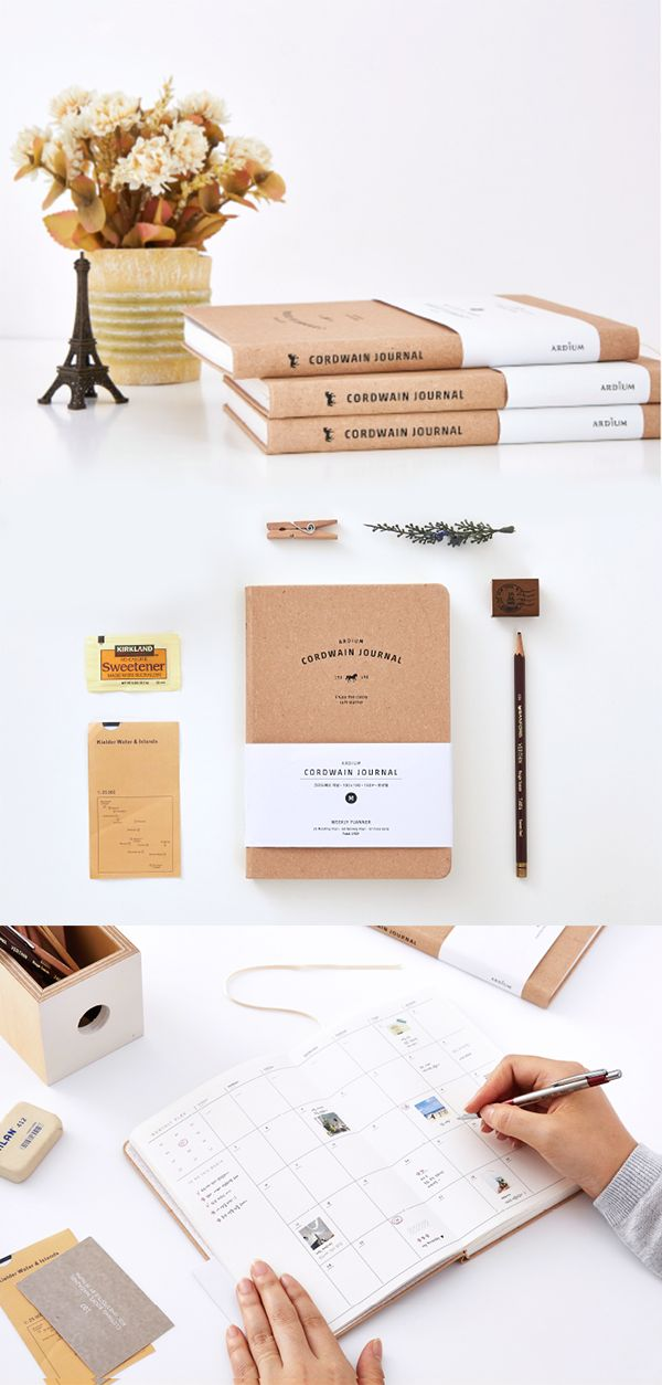 It's human nature to want what we can't have. You're lucky this Cordwain Journal is something you CAN have! It's a dateless yearly, monthly, weekly planner that comes in small and large sizes, and absolutely beautiful in its design and ability to help you plan ahead! Lucky you!