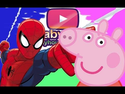 A new #video for #kids, #babies, #teenagers with #PeppaPig and #Spiderman!   #spiderman #peppapig #joker  #superheroes #superheroes #spiderman  #superhero #spidey #spider-man   #kiss #pink #spidergirl #toyscoutertv #toys #couter #baby #crybaby #toyscouter #love #peppa #badbaby #marvel #prank #hero #funny #homem #aranh #video #for #kids #spiderman #peppa #pig #spider #man #spiderman #cartoon #funny #vid
