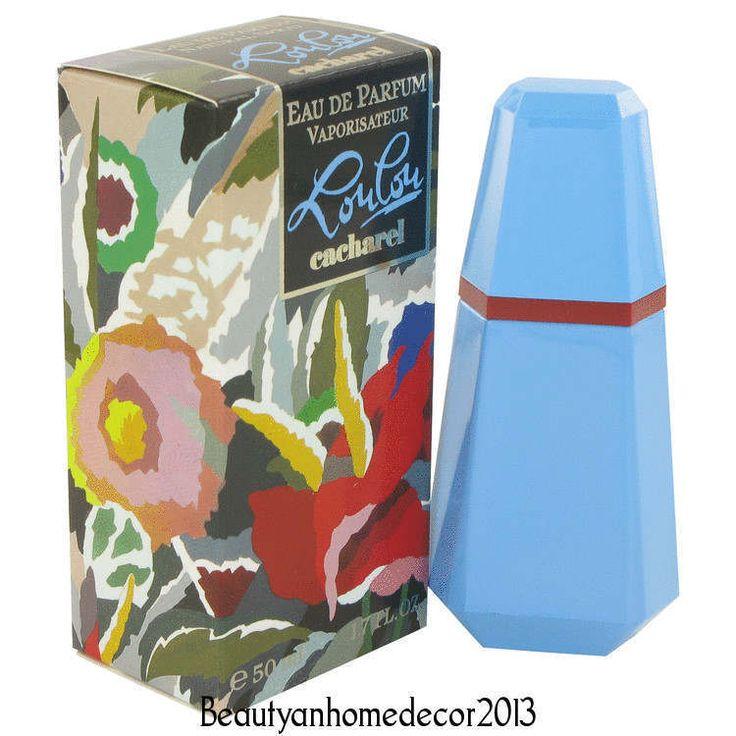 Lou Lou Perfume Eau de Parfum 1.7 oz EDP 50  ml by Cacharel for Women NIB #BananaRepublic
