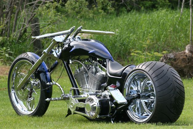 custom motorcycles | Custom Motorcycle Pictures 1 Gallery 2