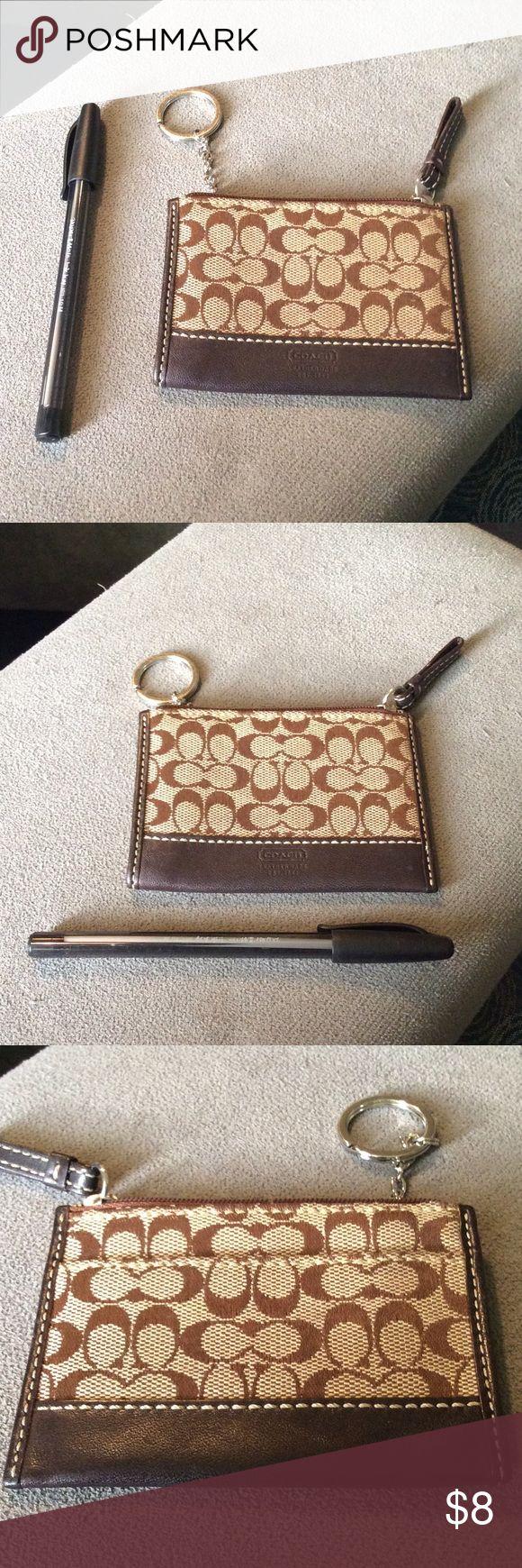 coach coin purse outlet 14iu  Coach coin purse