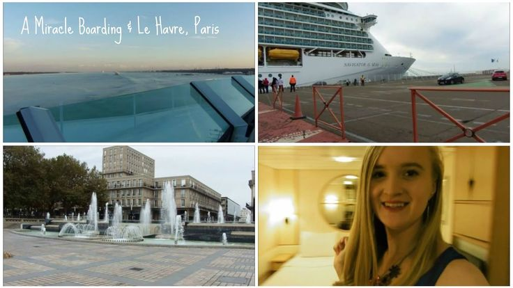 A MIRACLE BOARDING & LE HARVE : FRANCE & SPAIN CRUISE | MoreRetroBombshell