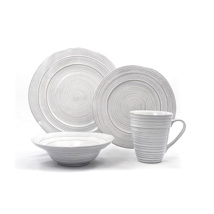 Gaia Barolo 16-piece Dinnerware Set