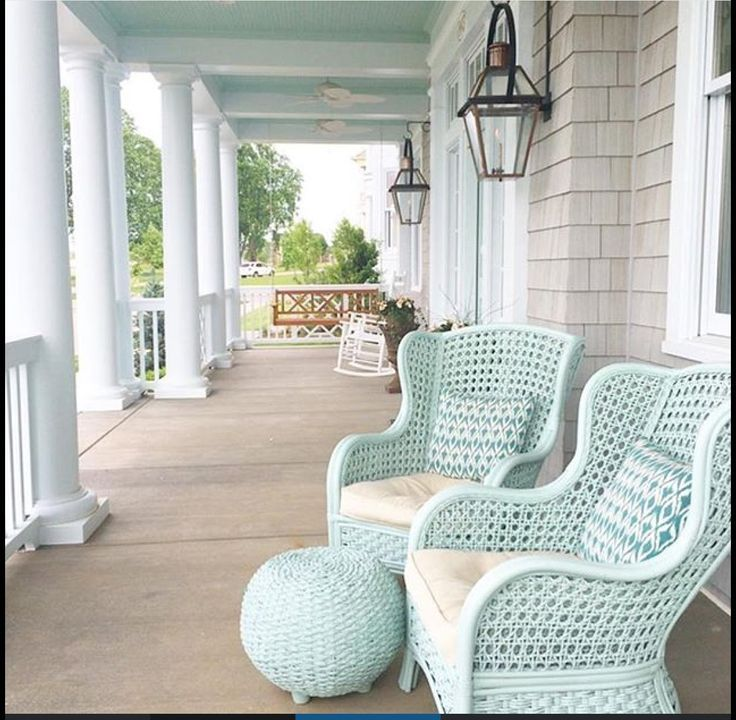Best 25+ Painting Wicker Furniture Ideas On Pinterest