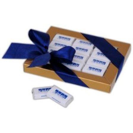 Scatola regalo 12 Napolitaner personalizzata