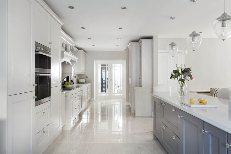 elephants breath painted kitchen - Google Search