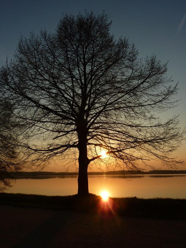 sunset in bautzen...