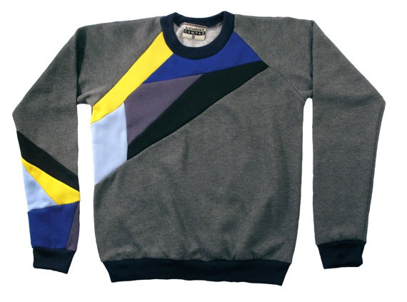 Crewneck Sweatshirt by AlexanderCampaz on Etsy, $80.00