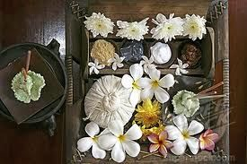 Thai massage and herbs....Can do Thai Yoga Massage, but have not delved into Thai Herbal Ball Massage yet