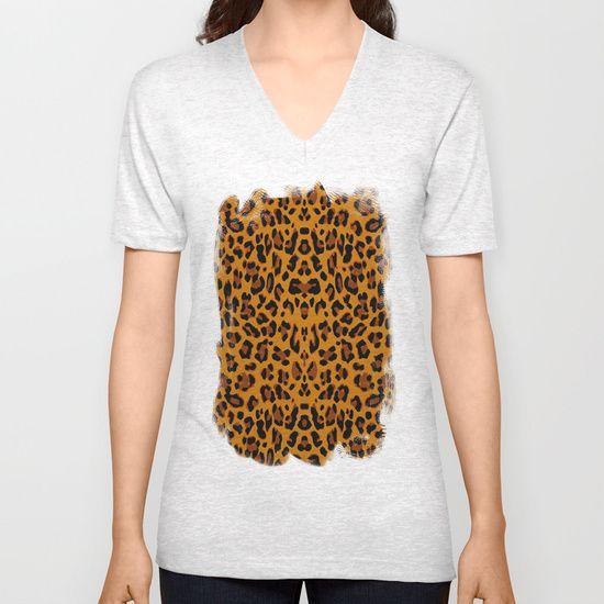 "Digital oil painting Titled ... ""Leopard Skin"" by: ©SmudgeArt - Madeline M Allen"