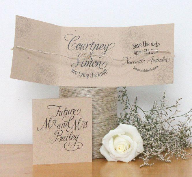 Vintage Bride ~ Calligraphy Wedding Invitations by Wish Boutique ~ [vintagebridemag.com.au] ~ #vintagebride #vintagewedding #vintagebridemagazine