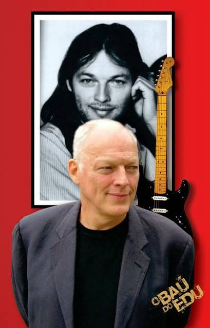 David Gilmour- still a total babe!
