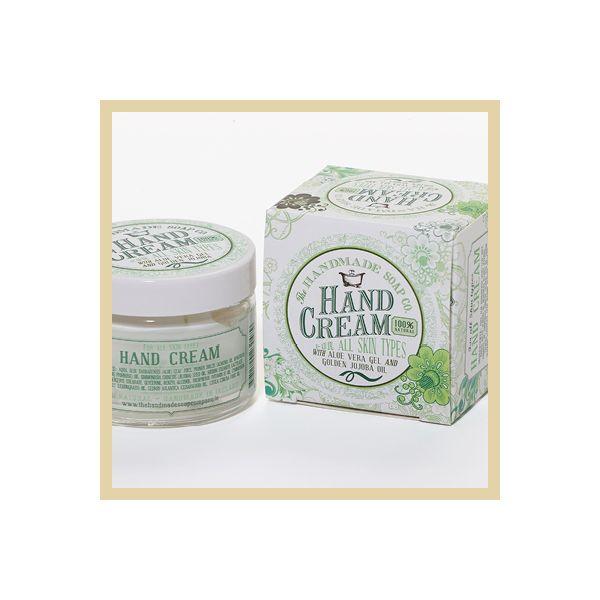 Crema de manos de Cedro y Lemongrass 50ml