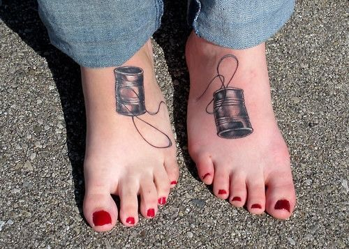 In these tattoos, you'll find everything from floppy disks to Polaroids to cassette tapes. Queue nostalgia...