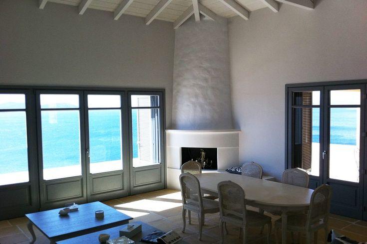 Μονώροφη εξοχική κατοικία στα Στύρα Ευβοίας | vasdekis