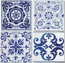 azulejos pintados a mano - Buscar con Google