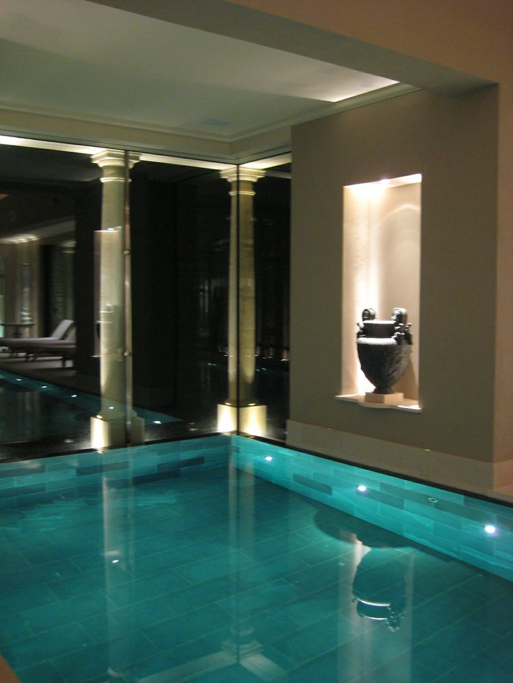 Lighting Design By John Cullen Lighting · Pool TableSwimming ...