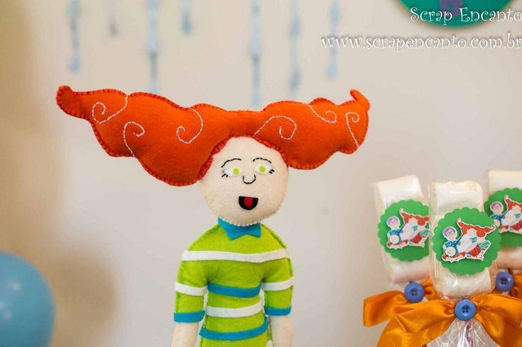 Festa infantil tema Palavra Cantada | Macetes de Mãe