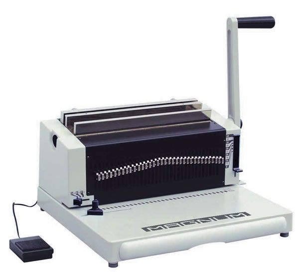 Magnum ME34 Electric Wire Binding Machine