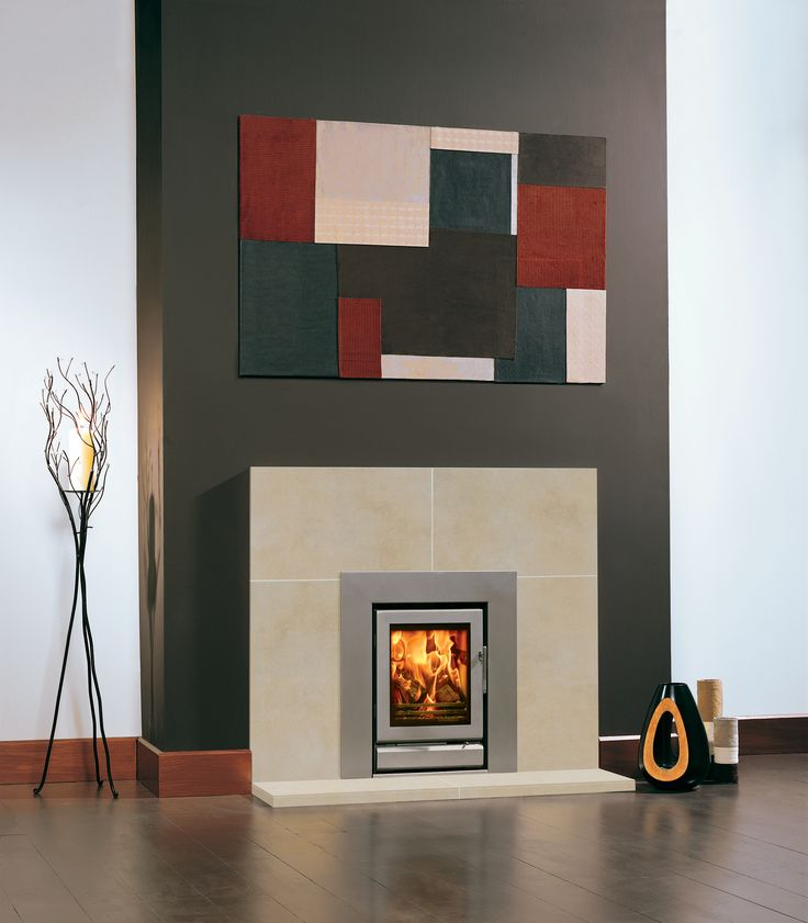 Stovax Riva 40 Multi-fuel Cassette Fire - Thornwood Fireplaces