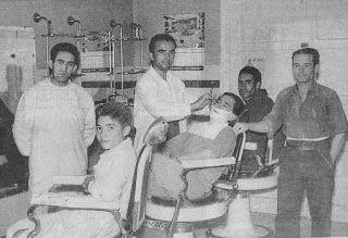 Memorias del Viejo Pamplona: Estampas de antaño: las viejas barberías y peluquerías