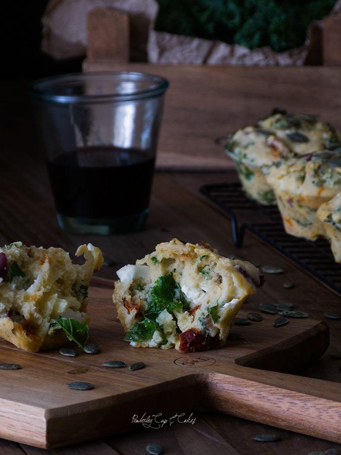 Savoury Muffins (muffins salados)