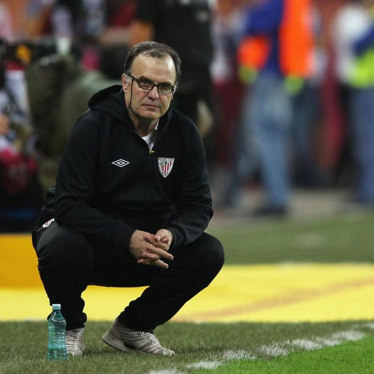 As featured on Guardian Sport • • • • WITH ONE BRIEF, shocking press conference, he was gone. Marcelo Bielsa announced to the media at the Stade Vélodrome following Olympique Marseille's 1-0 loss t...