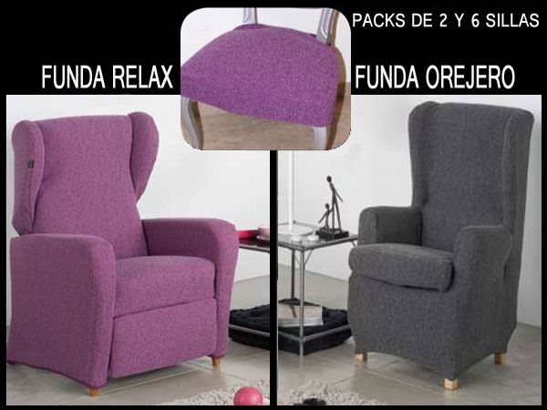 1000 ideas sobre sillones orejeros en pinterest sillas - Fundas butacas ikea ...
