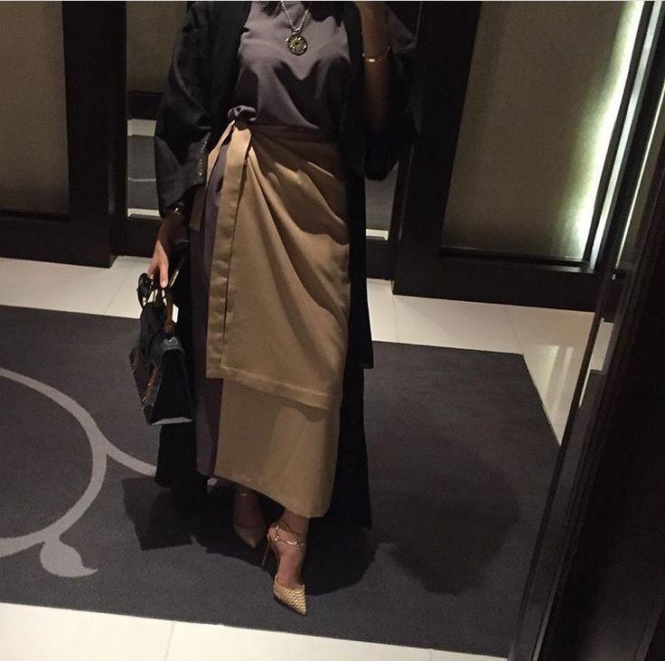 IG: AsbyDubai || IG: BeautiifulinBlack || Modern Abaya Fashion ||