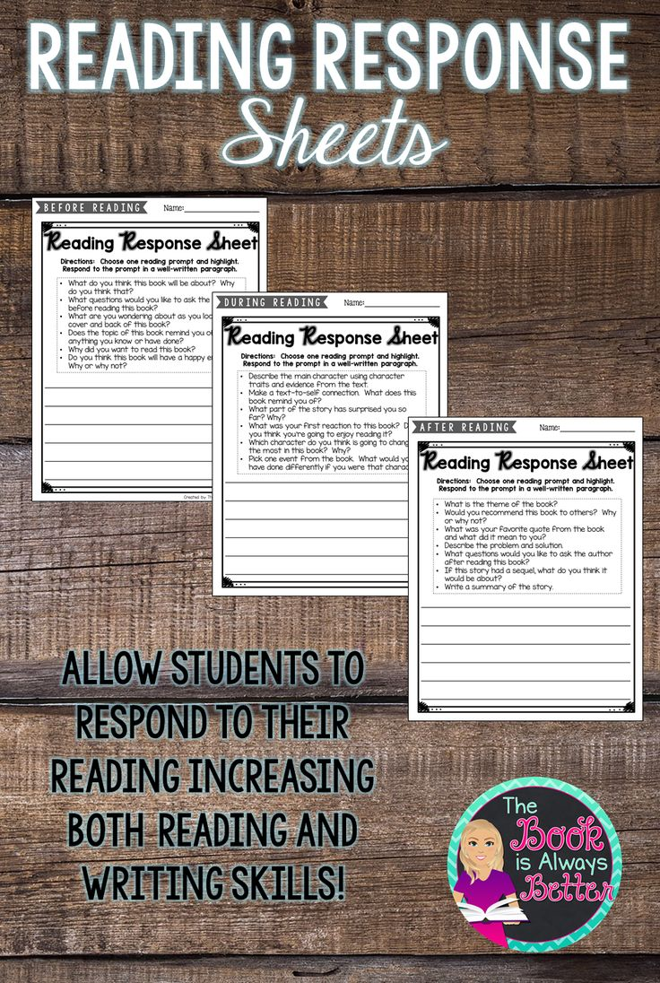 16 best formative and sumative assessments images on pinterest reading response sheets fandeluxe Image collections