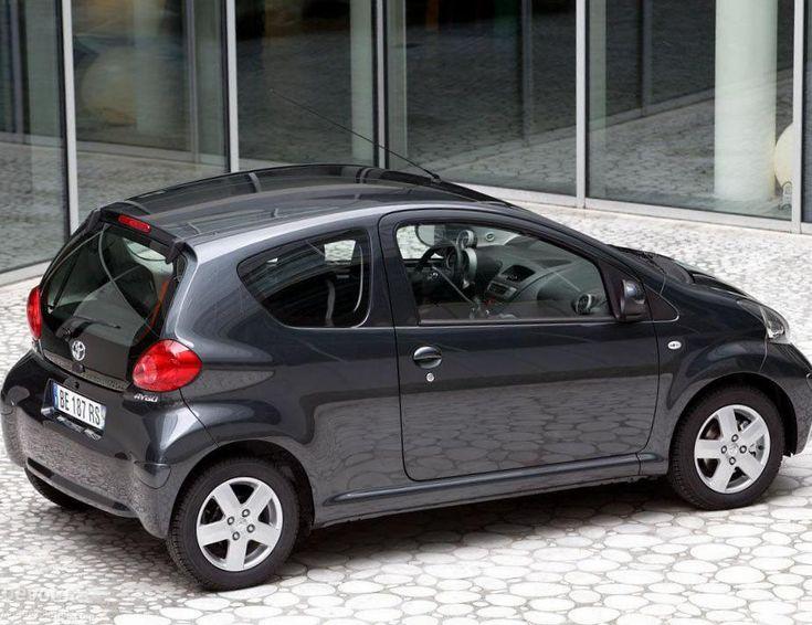 Toyota Aygo 5 doors model - http://autotras.com