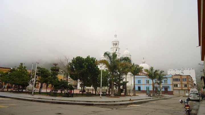Parque de Málaga, Santander