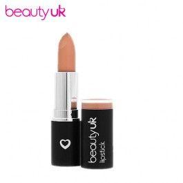 Beauty UK Lipstick Chelsea Nude huulipuna, 4,99€