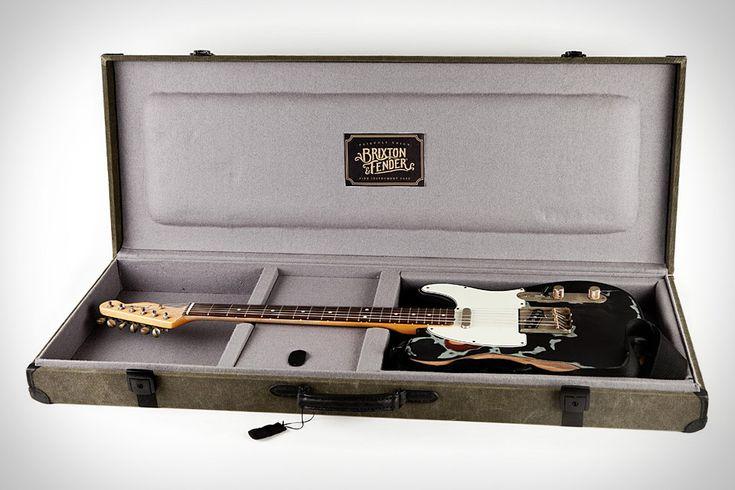 Brixton x Fender Guitar Case