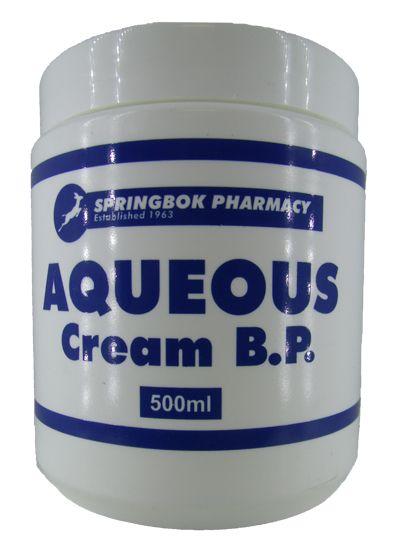SPRINGBOK AQUEOUS CREAM BP 500ML