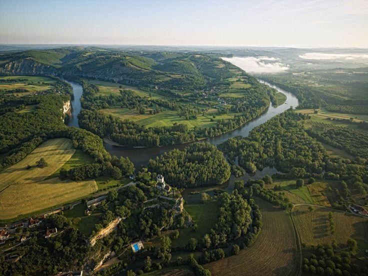 La Vallée de la Dordogne : du patrimoine, des villages exceptionnels, des loisirs de plein air, tout pour des vacances réussies !